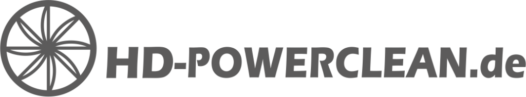 HD POWERCLEAN - Logo - Bodenreinigung