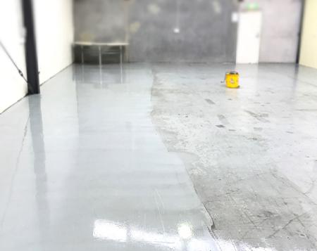 HD POWERCLEAN - Betonboden Reinigung