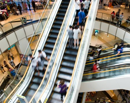 HD POWERCLEAN - Einkaufszentrum Gewerbe - Bodenreinigung