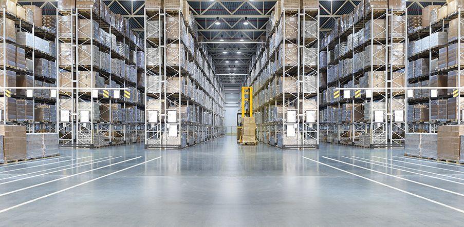 HD POWERCLEAN - Industrie Lagerhalle Gewerbe - Bodenreinigung