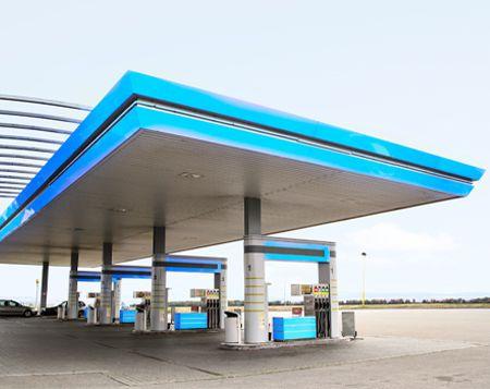 HD POWERCLEAN - Tankstellen Reinigung Gewerbe - Bodenreinigung